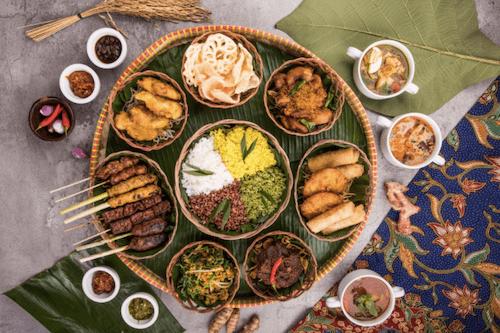 インドネシア料理の画像