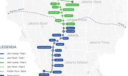 MRTの路線図の画像
