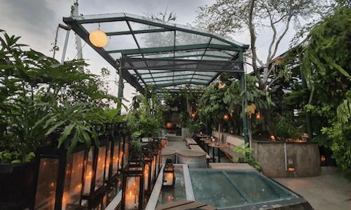 The Awan Lounge(ザ・イワンラウンジ)の画像2