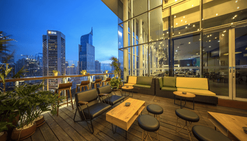 Sky Loft at All Seasons Hotel 画像4