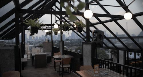 Lobbyn Sky Terrace(ロビンスカイテラス)画像2