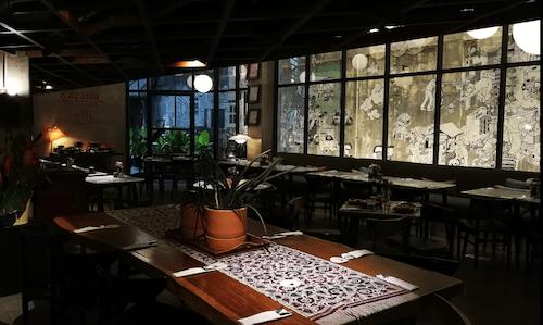 The Awan Lounge(ザ・イワンラウンジ)の画像3