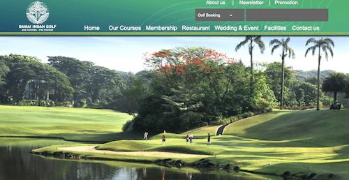 ダマイ インダー ゴルフの画像