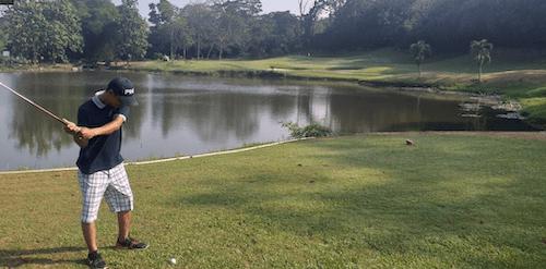 パンダン ゴルフ(チカンペック)の画像