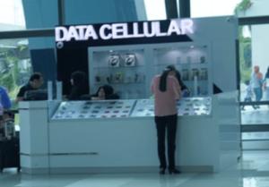 SIM売り場の画像