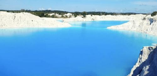 カオリン湖