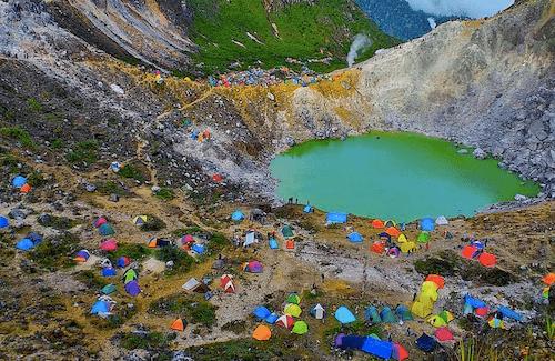 シバヤク山 の画像