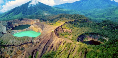 クリムトゥ山の画像