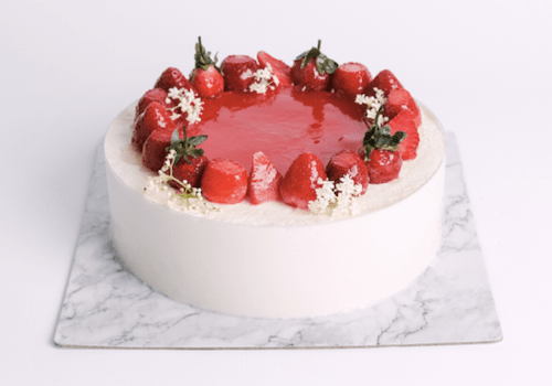 ルタオのケーキ画像
