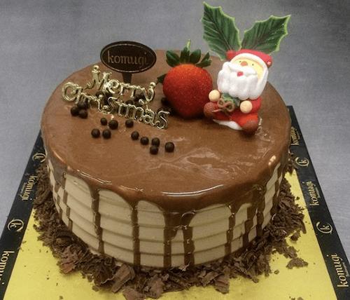 Komugi(コムギ)ケーキの画像