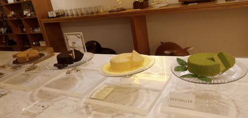 DORÉ by LeTAO(ドア・バイ・ルタオ)のケーキ画像1