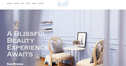 Pavilion Beauty Salon(パビリオンビューティサロン)の画像