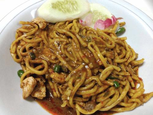 ミー・アチェ(激辛麺料理)の画像