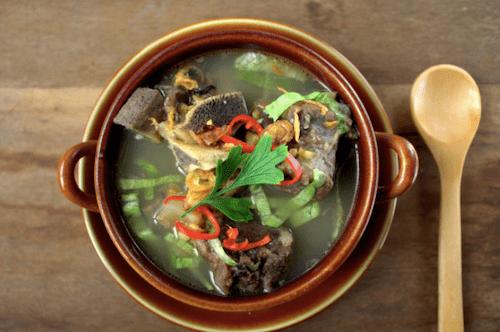 スプ・ブントゥ(スープ)の画像