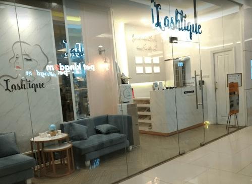 Lashtique Lippo Mallの画像